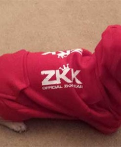 ZKK Dog Hoodie