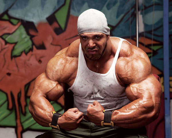 Photo Most Muscular - 01